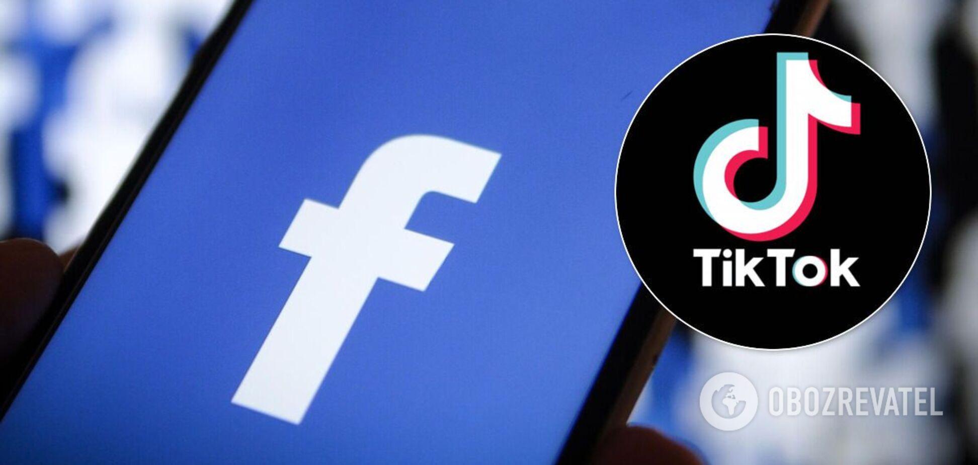 Facebook показала свою версію TikTok: у чому відмінність