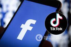 Facebook показала свою версию TikTok: в чем отличие