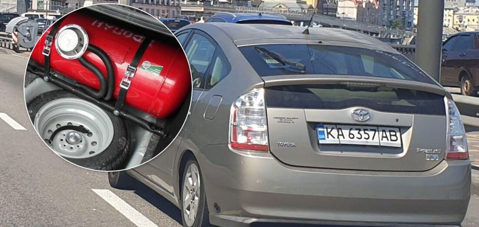 Українці активно ставлять ГБО навіть на найекономічніші авто