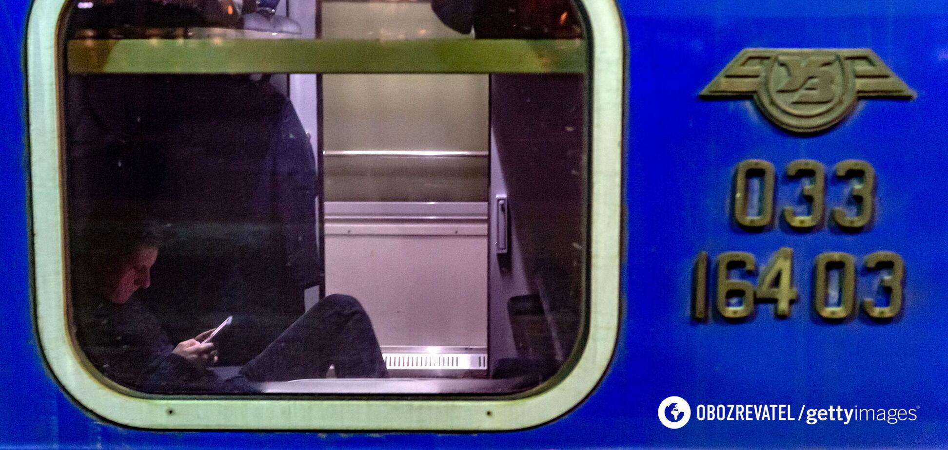У МВС озвучили ідею озброєння провідників у потягах 'Укрзалізниці'