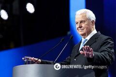 Кравчук анонсував новий Будапештський меморандум