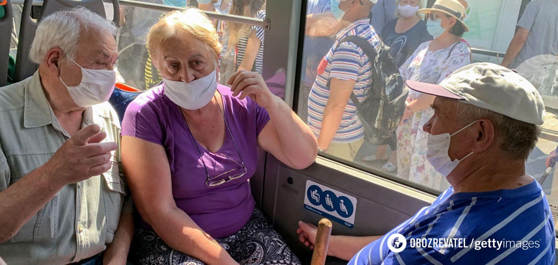 Як в Україні ділять області на карантинні зони: з'явилося роз'яснення