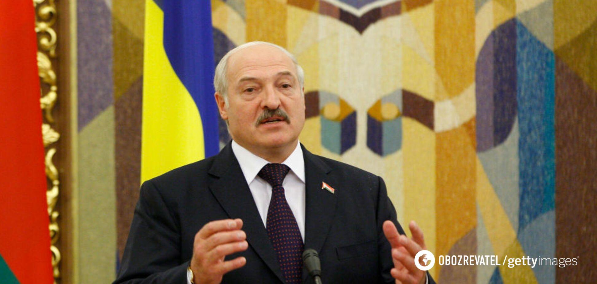 Олександр Лукашенко заявив, що не боїться жодних погроз через затримання найманців