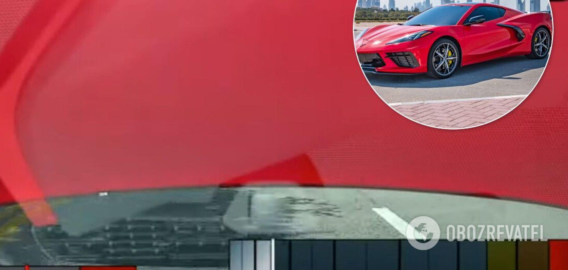 У нового Chevrolet Corvette C8 обнаружился дефект