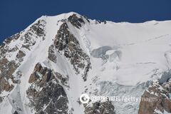 Туристов эвакуируют из-под горы Монблан из-за угрозы обрушения ледника