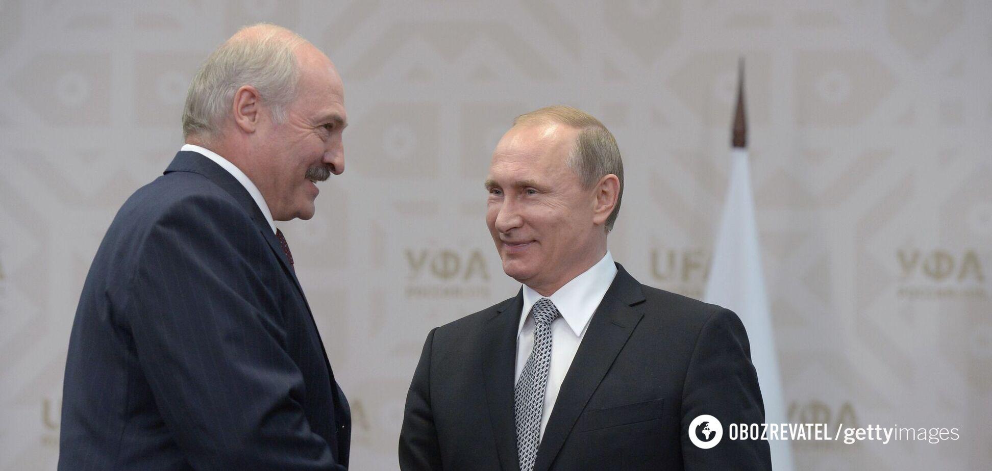 Лукашенко вважає, що Путін не буде президентом до 2036 року