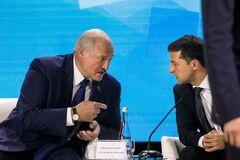 Лукашенко высказал свое мнение о Зеленском