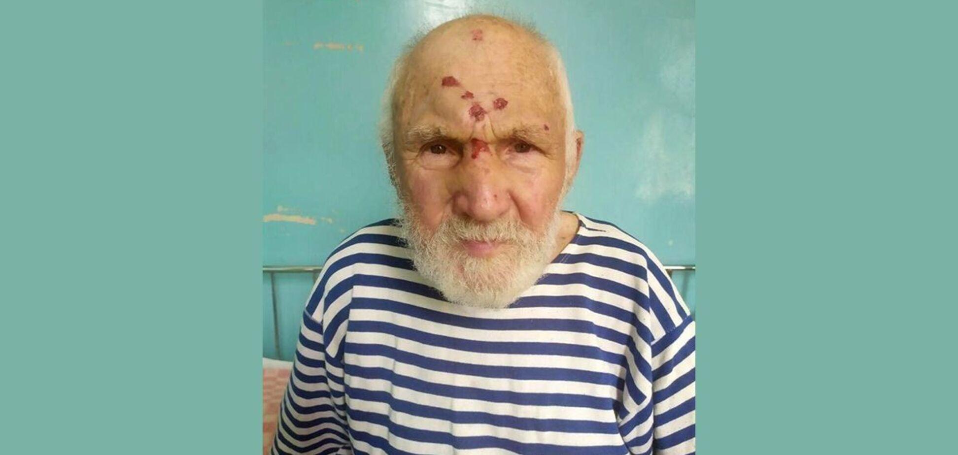 Вийшов з лікарні та пропав: в Дніпрі розшукується 88-річний чоловік