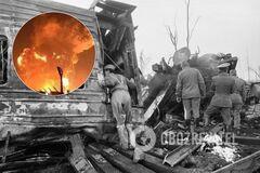 Взрыв в Уфе / в Тяньцзинь