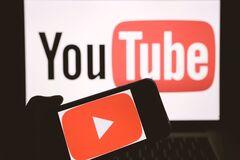 Видеохостинг YouTube заблокировал около 90 российских каналов, которые сеяли дезинформацию