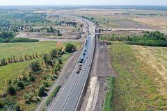 В сети появились фото самой амбициозной стройки года в Днепропетровской области