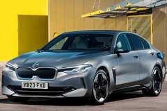 Официально: BMW 5-Series станет электромобилем