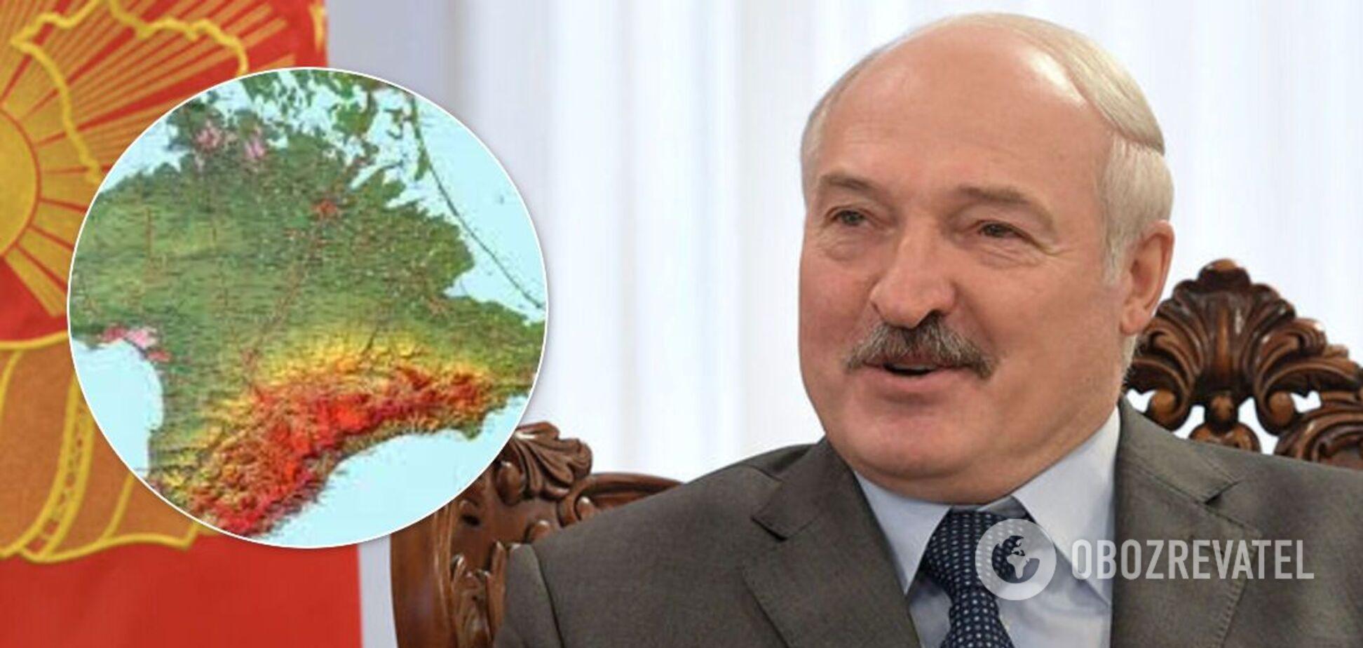 Лукашенко сказав, чи поверне Путін окупований Крим і Донбас