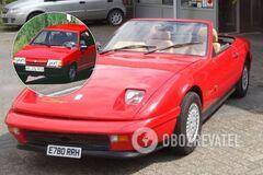 Как ВАЗ-2108 чуть не стал британским автомобилем мечты