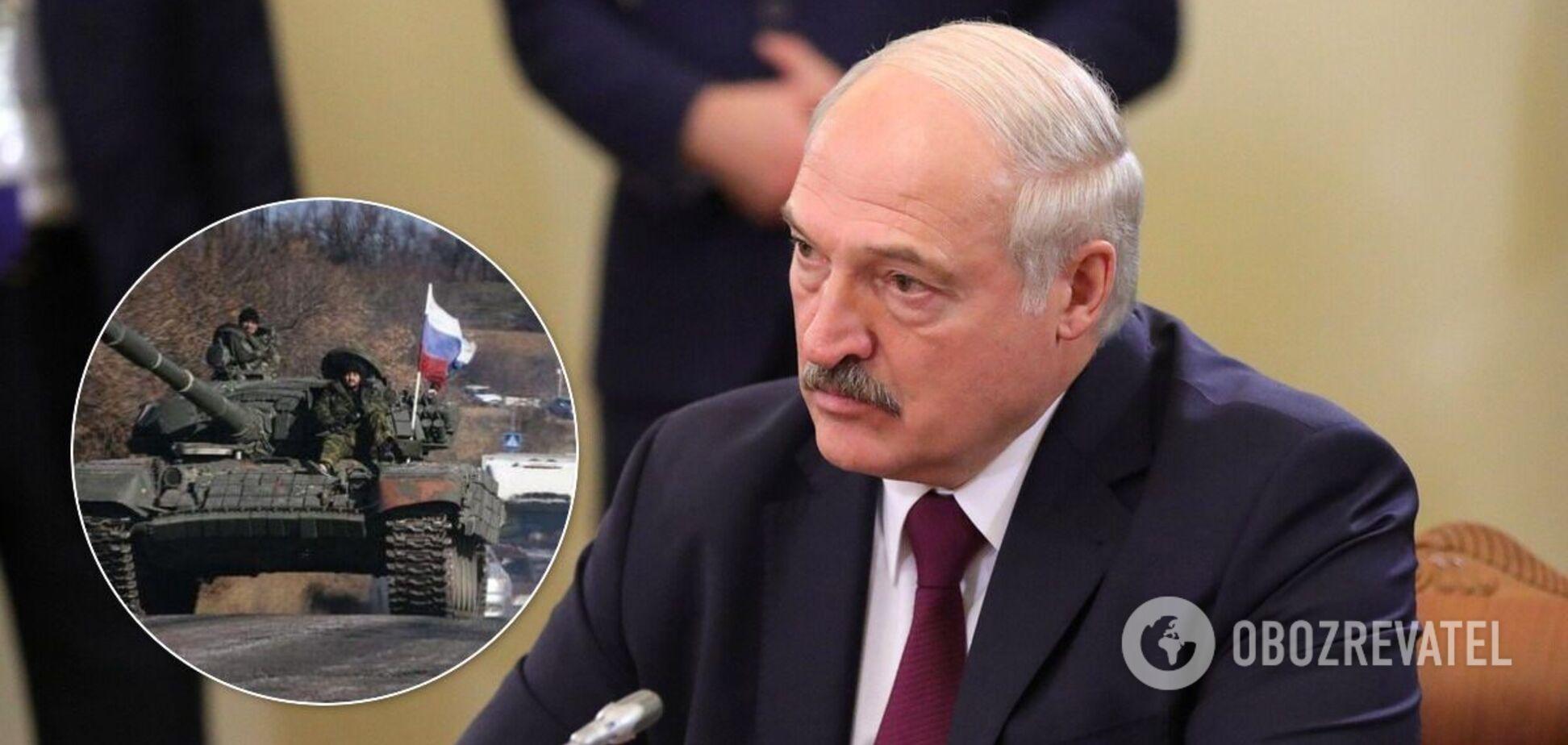Війська Росії ніколи не зайдуть в Україну з Білорусі, – Лукашенко