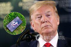 Трамп подписал указ о запрете TikTok: сервис признали угрозой для США