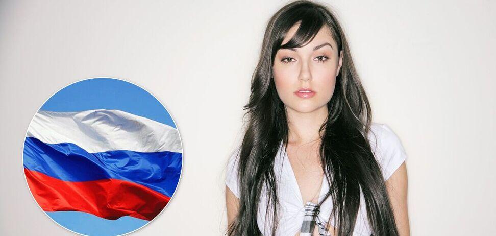 Саша Грей пожаловалась на российскую пропаганду
