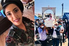 Сахар Фарес погибла в эпицентре взрыва