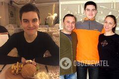 Син Віктора Павліка помер 7 серпня