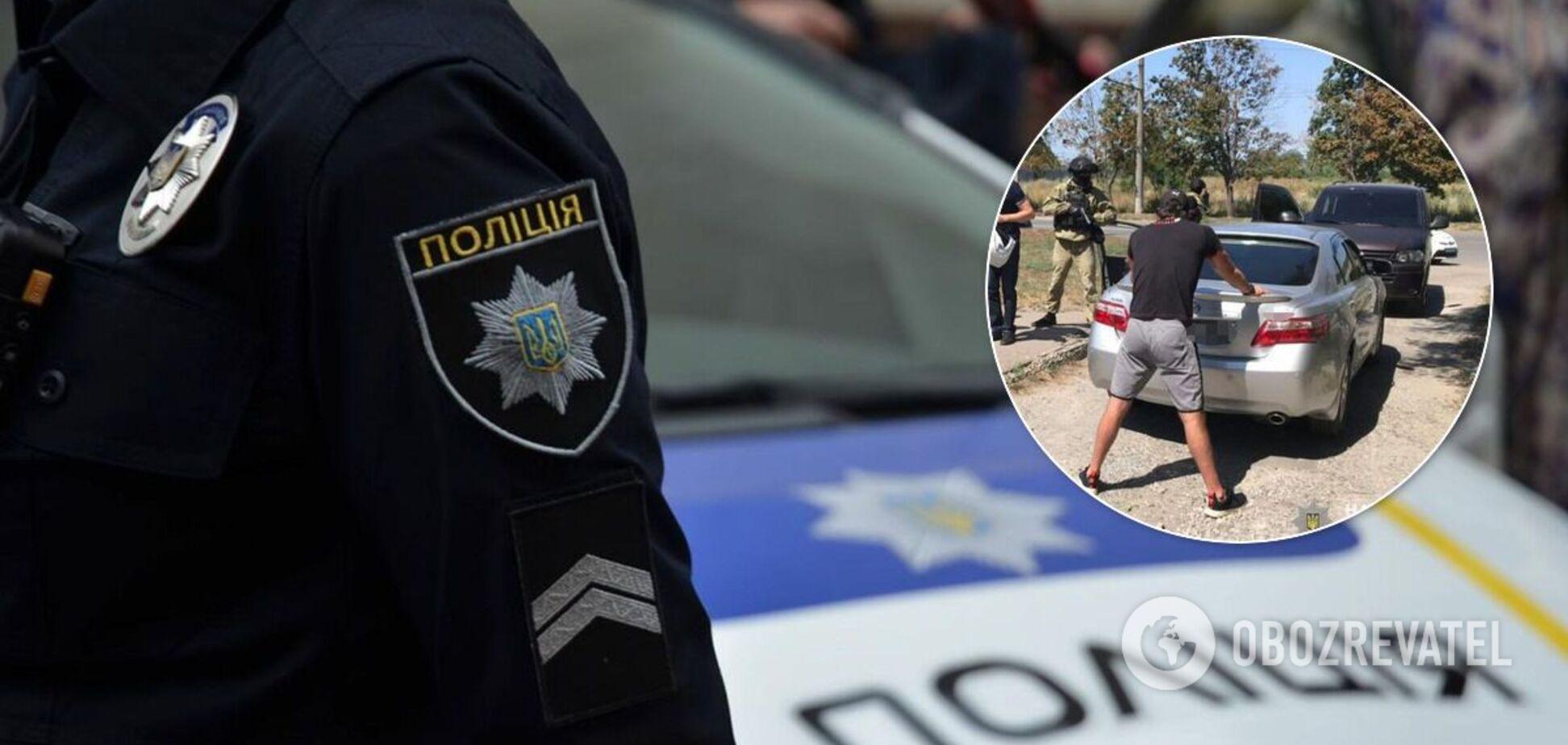 У Дніпрі поліція затримала кілера, якого розшукував Інтерпол. Фото