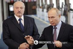 Путин позвонил Лукашенко из-за вагнеровцев: хочет решить все по-братски