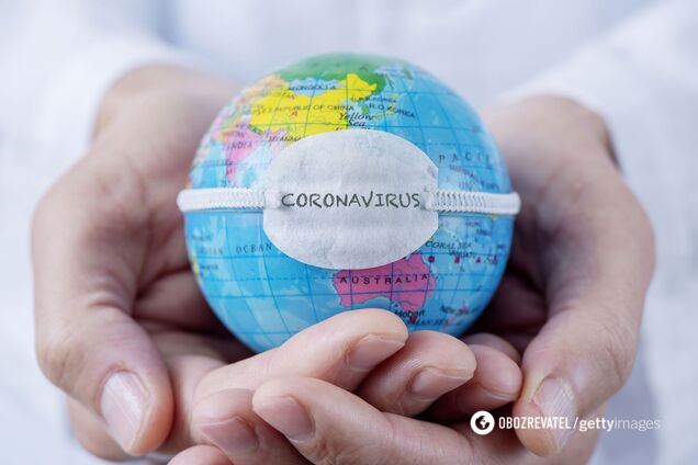 Коронавірус продовжує поширюватися по світу
