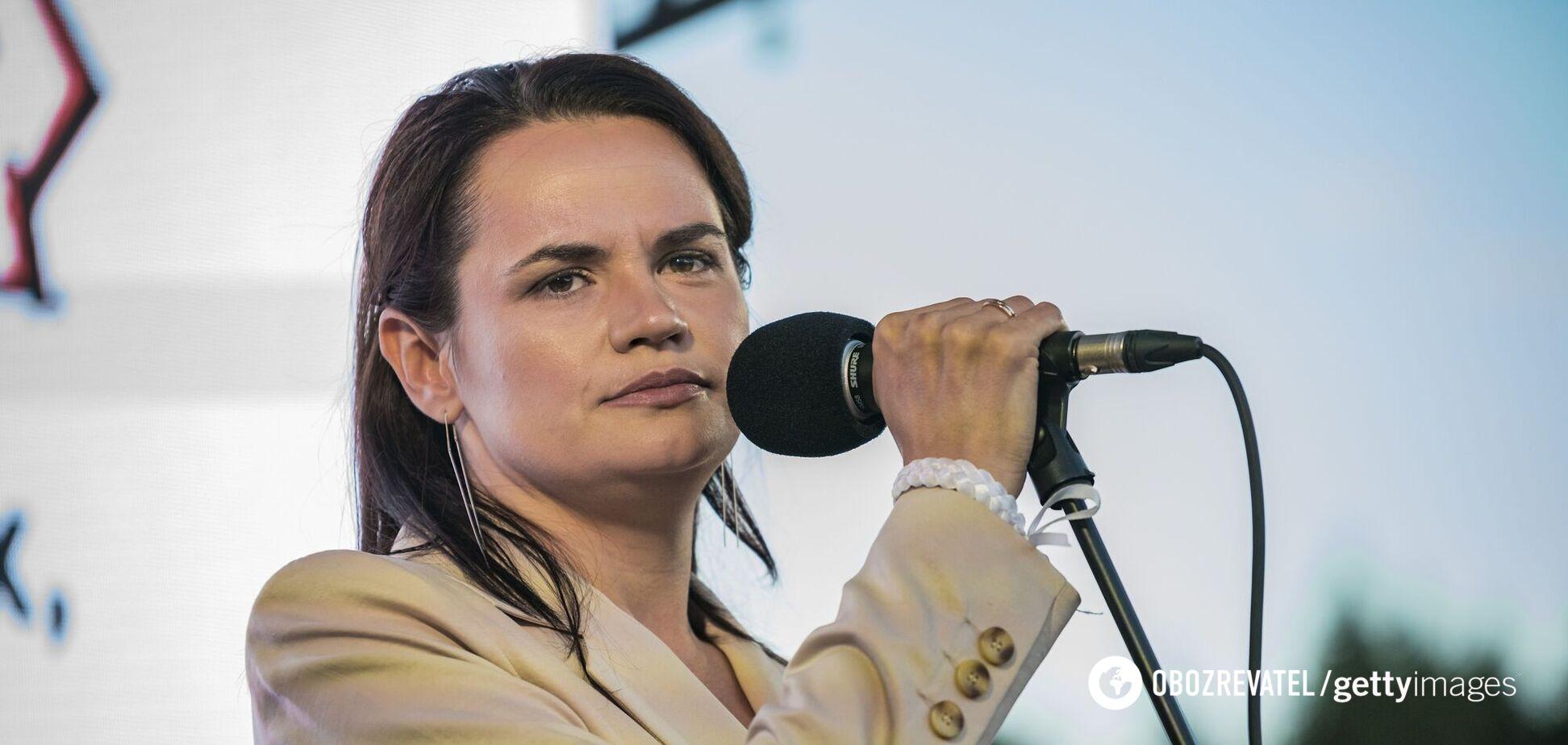 Светлана Тихановская откровенно рассказала о походе в президенты