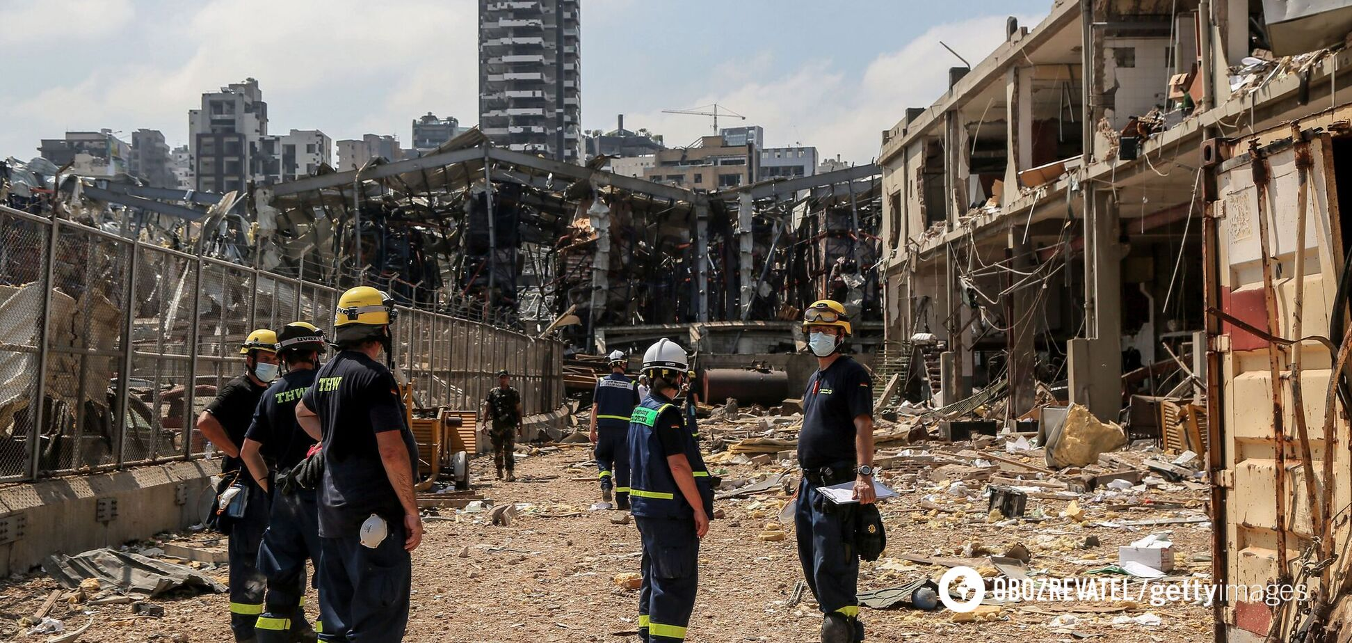 Ліванське суспільство консолідувалося після вибуху