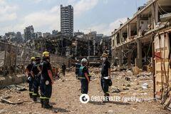 Ливанское общество консолидировалось после взрыва