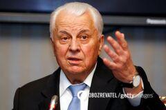 Кравчук назвав умову для поїздки на окупований Донбас