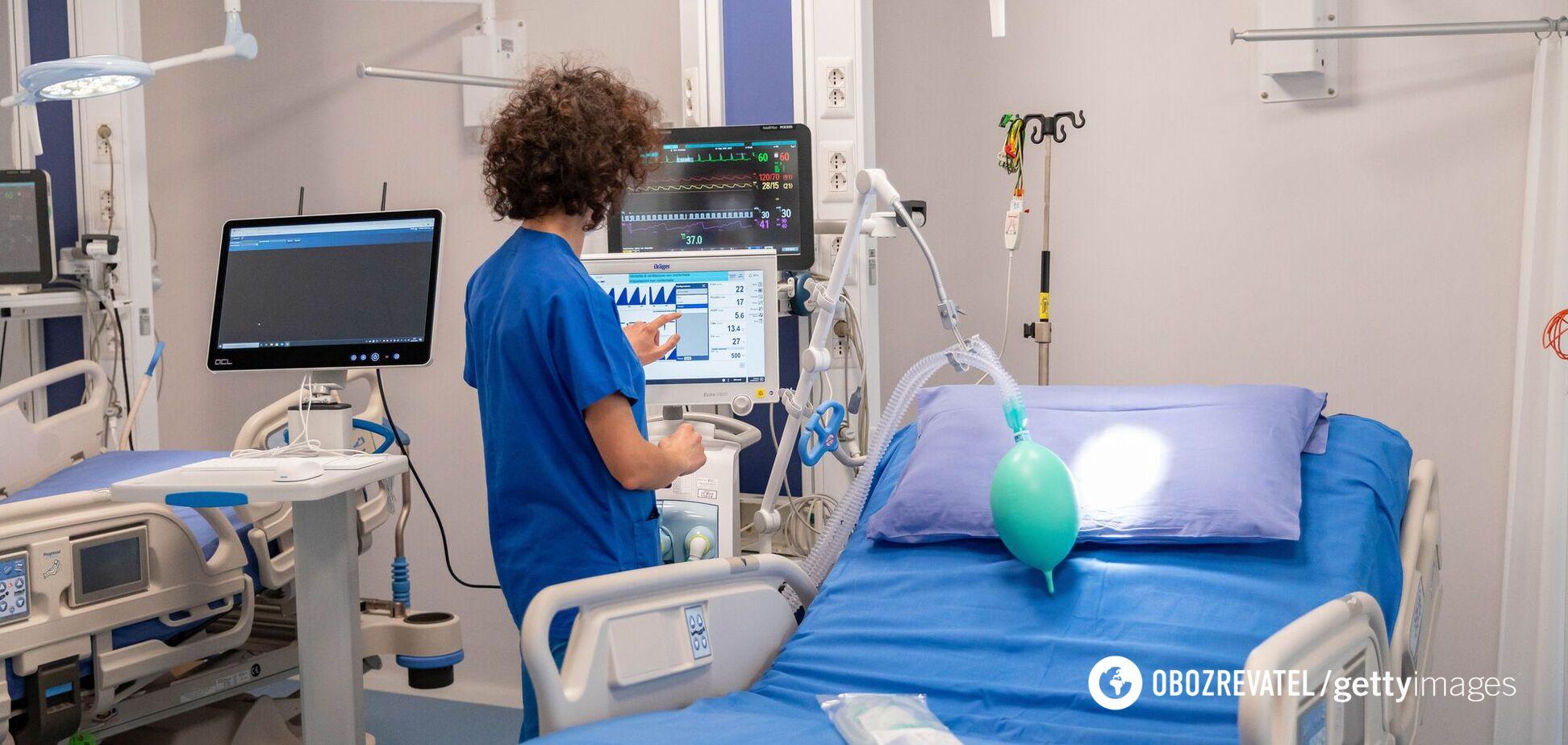 В Италии резко выросло количество новых больных коронавирусом