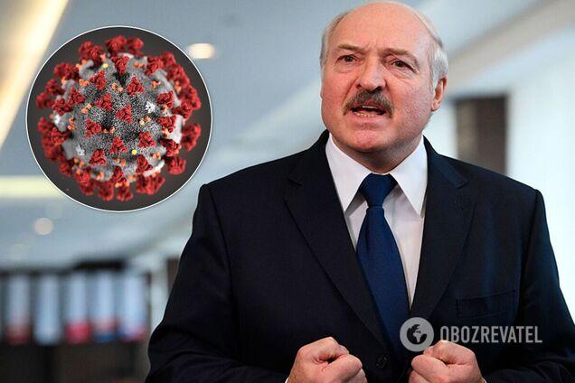 Лукашенко вважає, що коронавірус йому 'підкинули'