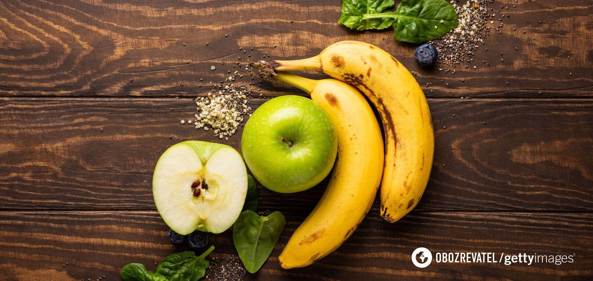 Бананове пюре може використовуватися для підсолоджування страв