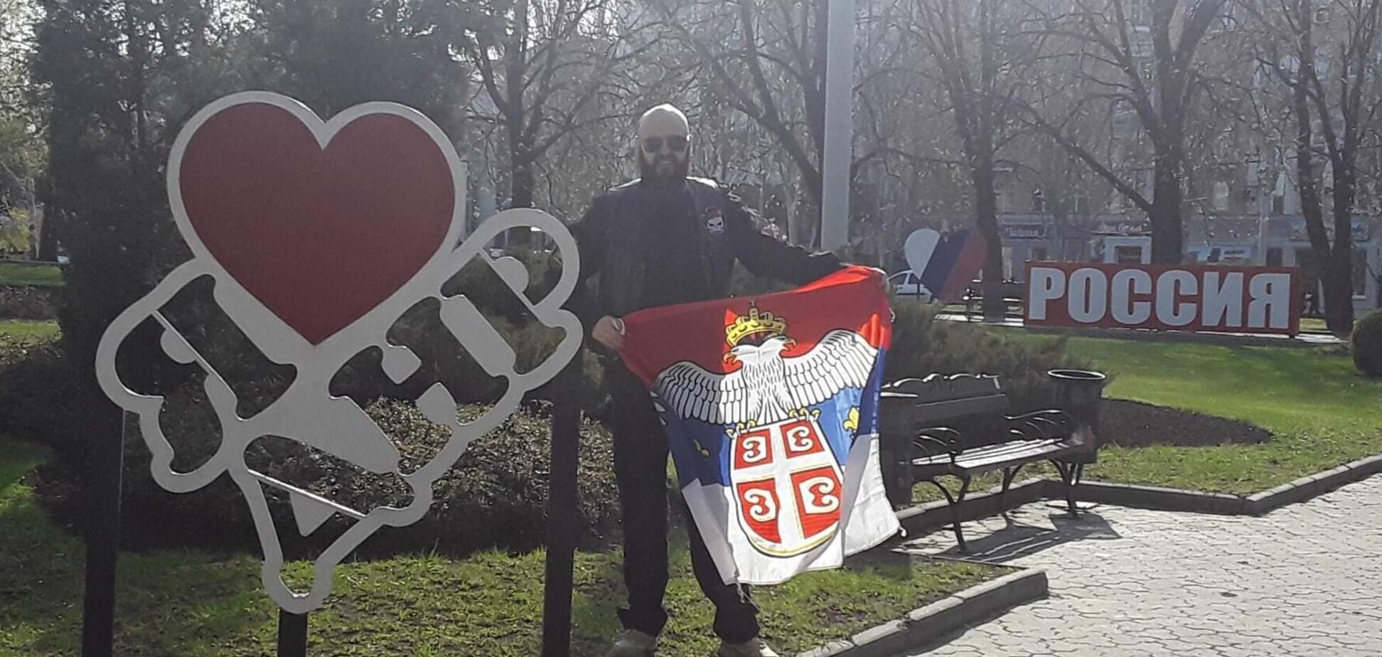Сербский наемникБратислав Живкович