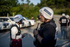 В ОБСЕ заявили об отсутствии обстрелов на Донбассе