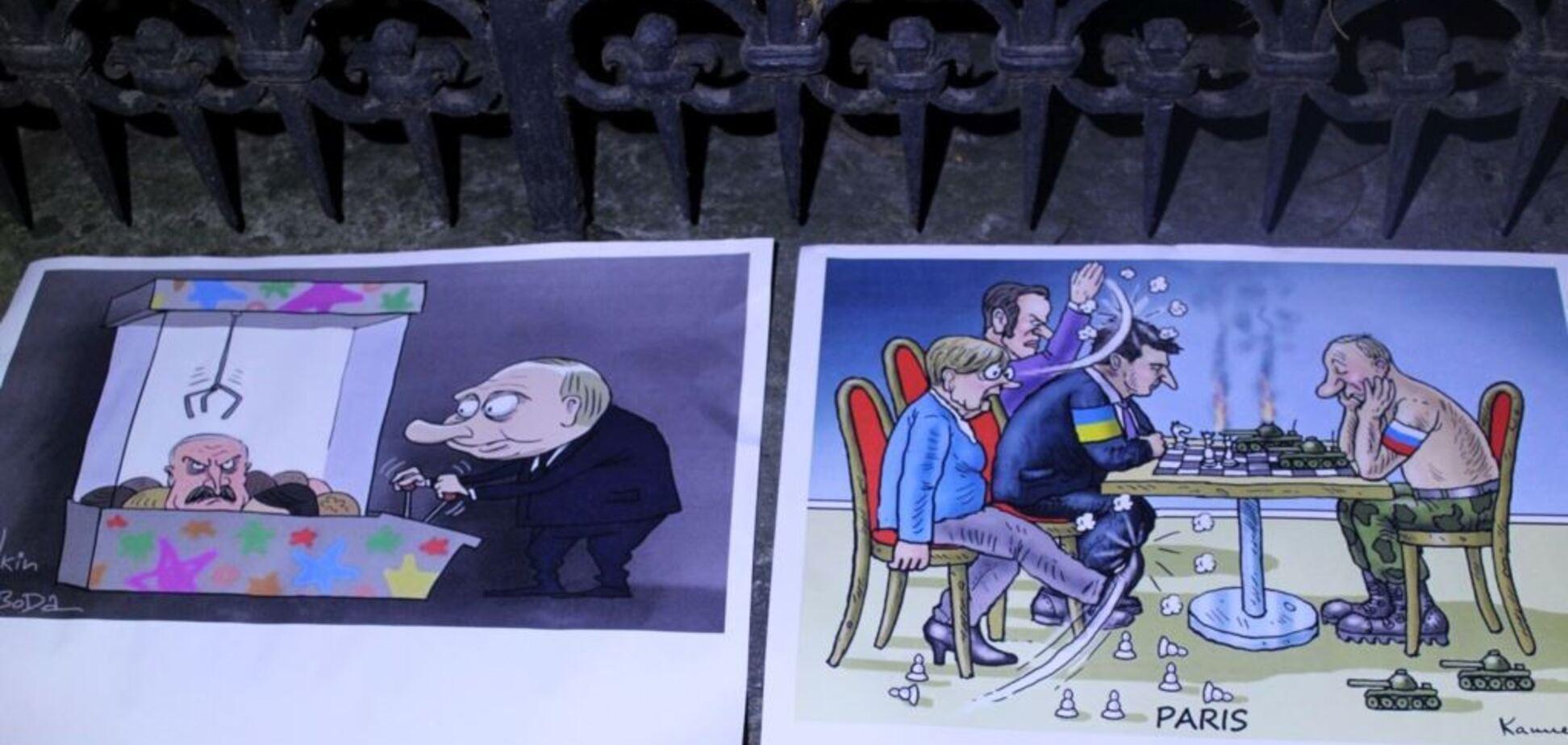 Путіну потрібна Україна, тому з Білоруссю він не поспішає