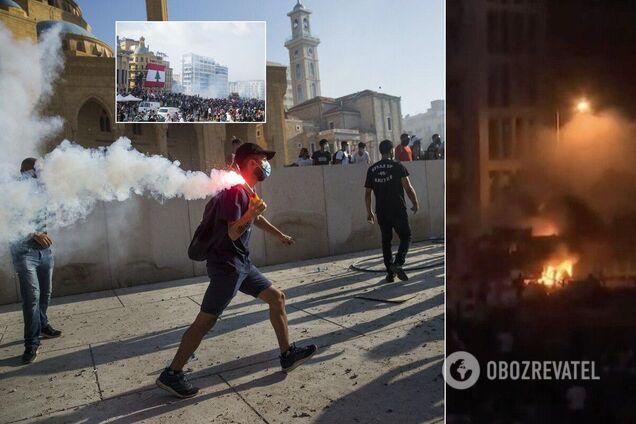 У Бейруті розгорілися криваві протести