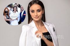 'Холостячка' Ксения Мишина поделилась первыми фото со съемок проекта
