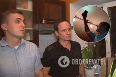 Украинский журналист заявил о 'прослушке' и обвинил власть