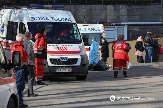 В Украине к ослаблению не готовы 8 областей и Киев