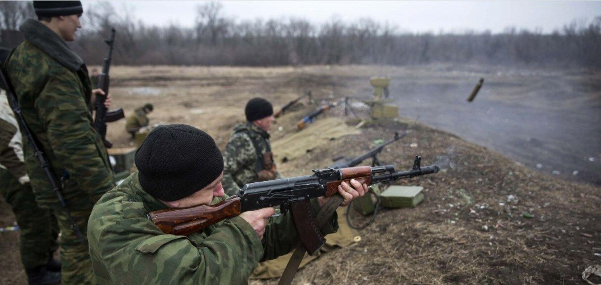 Окупанти п'ять разів порушили перемир'я на Донбасі