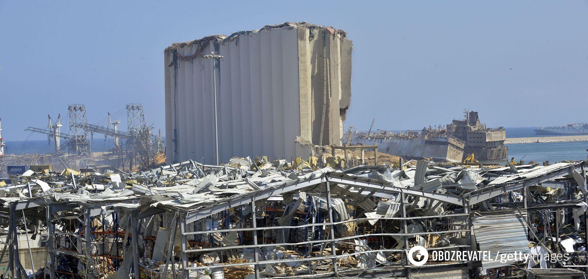 Від вибухів в Бейруті загинуло понад 150 осіб