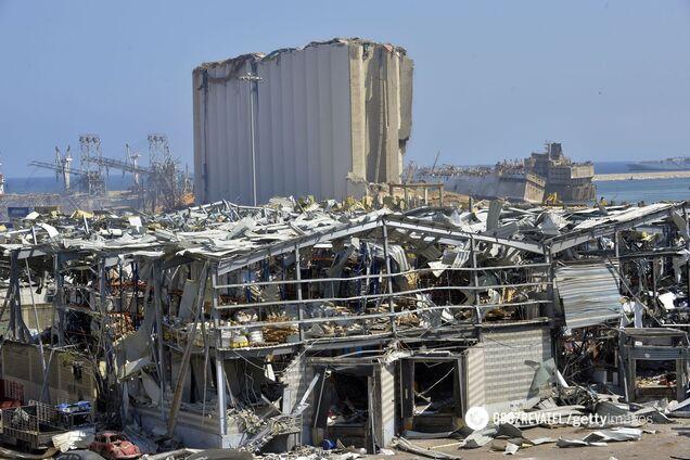 От взрывов в Бейруте погибли более 150 человек