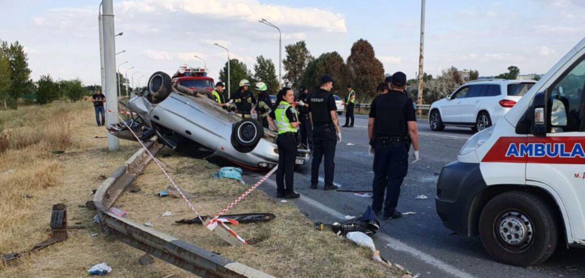 У Дніпрі зіткнулися два легкових автомобіля: дитина загинула, є постраждалі