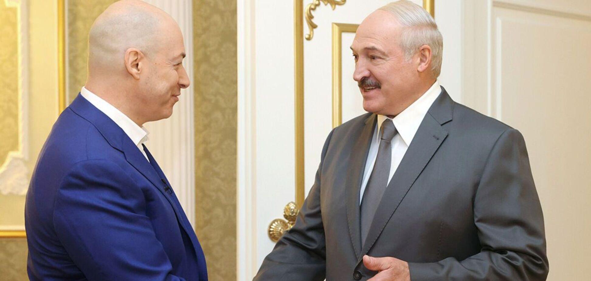 За 2 часа беседы Гордон не задал Лукашенко ни одного острого вопроса. Источник: РБК