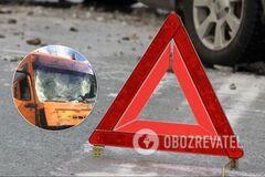 У ДТП на Житомирщині загинув водій маршрутки і троє пасажирів