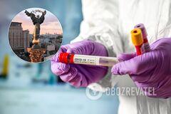Инфекционист назвал два фактора роста больных коронавирусом в Украине. Иллюстрация
