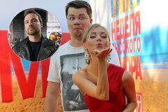 Асмус могла бросить Харламова из-за известного актера