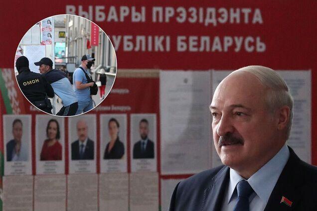 Затримання, черги і рекордна явка: як минули найскандальніші вибори в Білорусі. Хроніка
