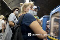 Всего в Киеве зафиксировано9498 случаев COVID-19